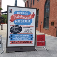 Photo taken at Geppi's Entertainment Museum by Ian L. on 8/10/2016