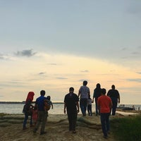 Photo taken at Bagan Lalang Seaview by Ismil™ on 12/26/2016