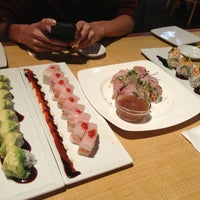 Photo taken at Kabuki Japanese Restaurant by Gabriela C. on 2/21/2013