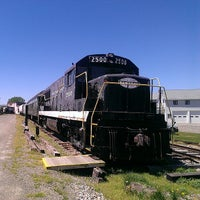 Photo taken at Lake Shore Railway Historical Museum by Scott M. on 5/16/2013