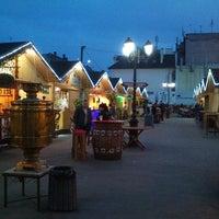 Photo taken at Central Odessa Fair by Aleksandr B. on 5/1/2014