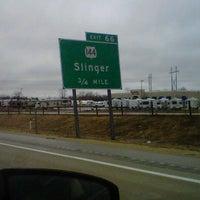 Photo taken at Village of Slinger by Jim S. on 4/9/2013