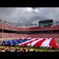 Photo prise au Hard Rock Stadium par Gustavo C. le12/2/2012