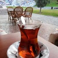 Photo taken at Çağdaş Seramik Parkı ve Açık Hava Müzesi by Aytaç T. on 11/9/2014
