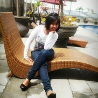 Photo taken at Swimming Pool Mercure by Gadis M. on 1/10/2014