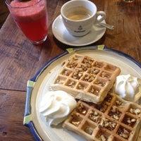 Photo taken at Marthy's Kitchen by Nicolas on 3/16/2014