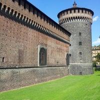Foto scattata a Castello Sforzesco da Dmitrij S. il 9/20/2012