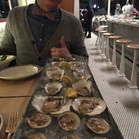 Photo taken at Greenpoint Fish & Lobster Co. by Lucile H. on 1/22/2015
