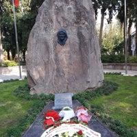 10/14/2018 tarihinde Mert M.ziyaretçi tarafından Zübeyde Hanım Anıt Mezarı'de çekilen fotoğraf
