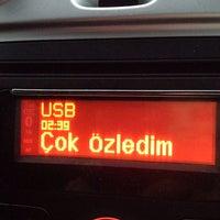 Photo taken at Ankara Konya otoyolu by 💄⭕️🔴❤️💄 on 1/29/2016