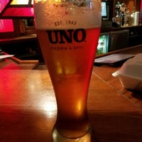 Photo taken at Uno Pizzeria & Grill - Holyoke by Howard L. on 6/20/2017