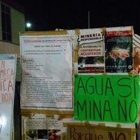 Photo taken at H. Ayuntamiento de La Paz by Cesarr T. on 5/17/2014