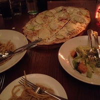 Photo taken at Trattoria Cinque by Bliss on 10/27/2012