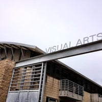 Photo taken at Visual Arts Facility (UCSD) by Bliss on 12/25/2012