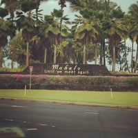 Photo taken at Lihue Airport (LIH) by Laureen L. on 3/10/2013