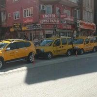 Photo taken at Kültür Taksi by Ramazan K. on 4/10/2014