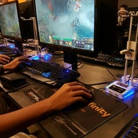 Photo taken at Mineski Infinity by Steven S. on 7/17/2016