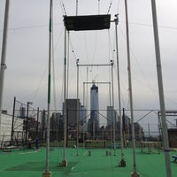 Photo taken at Trapeze School New York by Rob W. on 3/24/2013