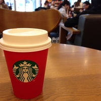 Photo taken at Starbucks by Hideo D. on 11/11/2015