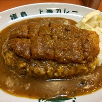 Photo taken at 福島上等カレー あまがさきキューズモール店 by Hideo D. on 7/4/2017