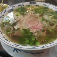 Photo taken at Pho Cow Cali Express by Nathan T. on 12/28/2012