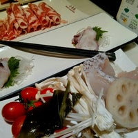 Photo taken at 小贝壳 Small Sea Shells Hot Pot by JulienF on 3/20/2014