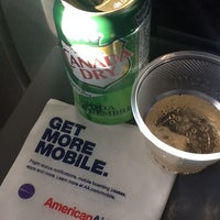 Photo taken at American Airlines Flight AA 1045 by JulienF on 10/25/2012