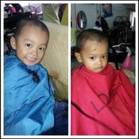 Photo taken at Dass Hair Saloon by NLiza Qaseh on 12/23/2012