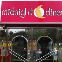 Photo taken at Midnight Diner by John S. on 10/7/2012