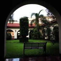 Photo taken at Casino Espanol De Manila by Eric C. on 8/30/2014