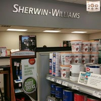 Photo taken at Sherwin-Williams Paint Store by Cindy K. on 10/22/2015