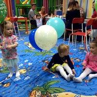 Photo taken at Улыбка, детский развлекательный центр by dyachkovay on 9/30/2014