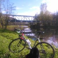 Снимок сделан в Pikkukosken uimaranta пользователем Toni T. 5/17/2015