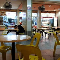 Photo taken at Bus Stop 64249 (Blk 327) by 小野蛮 on 4/12/2014