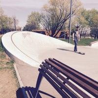Photo prise au Скейт-парк «Садовники» par Maria S. le5/7/2015