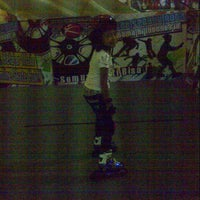 Photo taken at Dunia Inline Skate by yenni i. on 8/17/2013