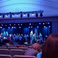 Photo taken at Chicago Tabernacle by Andrea B. on 1/31/2016