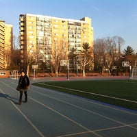 Photo taken at 현대고등학교 by Hyeseung H. on 12/19/2012