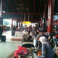 Photo taken at Terminal 1A by Agus R. on 5/31/2013