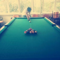 Photo taken at Kaya Cafe BiLardo by Uğur T. on 5/8/2015