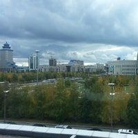 Photo taken at Strategy Partners Kazakhstan by Dima S. on 9/27/2013