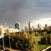 Photo taken at Strategy Partners Kazakhstan by Dima S. on 9/2/2013
