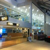 Photo taken at Lennart Meri Tallinn Airport (TLL) by Aleksey T. on 1/11/2013