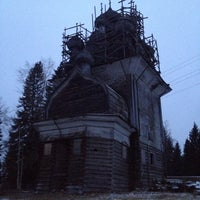 Photo taken at церковь by Андрей П. on 11/3/2014