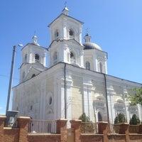Photo taken at Храм Успения Пресвятой Богородицы Римско-Католической церкви by Андрей П. on 5/8/2014