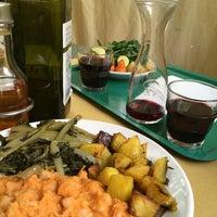 Foto scattata a Il Vegetariano da Oksana S. il 4/18/2014