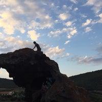 Photo taken at Roccia Dell'elefante by Marco M. L. on 8/23/2015