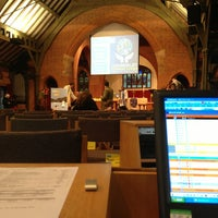 Photo taken at St. Pauls Church by Ben L. on 2/3/2013