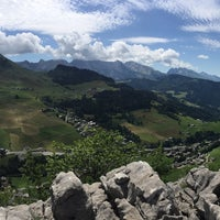 Photo taken at Le Grand-Bornand by Lotte R. on 7/20/2017