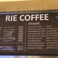 Foto tirada no(a) RIE COFFEE por 🐝 K. em 4/18/2018